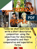 Describing Personality