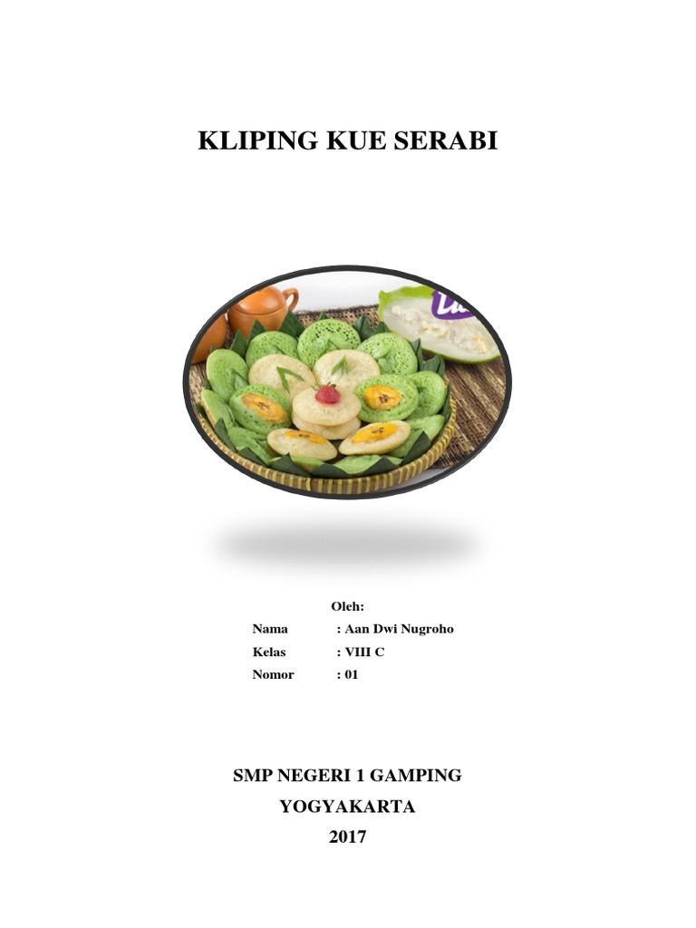 Kliping Kue Serabi Kompor Gas Surabi 5 Tungku 1541260887v1