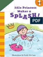 Little Princess Makes a Splash