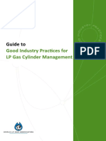 LPG Cylinder Guide to Good Industry Practices for Lp Gas Cylinder Management 2