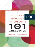 A Journey Through Philosophy in 101 Anecdotes (Nicholas Rescher)
