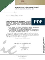 Peti¿¿o - cálculo da sentença e pedido de intimação - Assinado