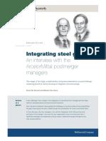 Integrating Steel Giants Final Edite