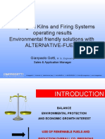 Cimprogetti Kilns & Firing Systems