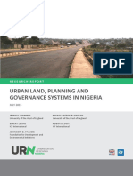 URN Theme D Planning Report 2015 FINAL