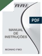 Manual Moinho FMO