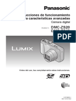 Panasonic Dmc Zs20_manual de Usuario
