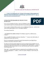Extrait du guide de démarrage en production musicale (2/4)