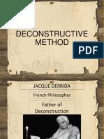 Deconstructive (1)