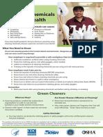 Clean Chem Poster