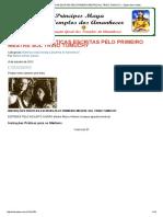 Instruções Práticas Para Os Médiuns - Fascículo 01