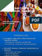 3. HSM Bakteri Pencemar Makanan