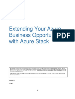Extend Your Azure Business Opportunity With Azure Stack