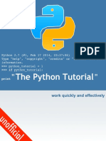 Python Tutorial 27