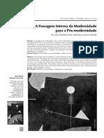 A Passagem Interna da Modernidade.pdf