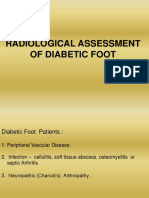 Radiological Assesment of Diabetic Foot