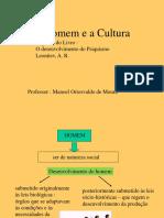 Apresentação - O Homem e a Cultura
