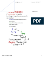 intro transformation and translation