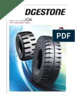 Bridgestone OTR Databook 2015