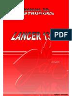 Manual de Instrucoes LANCER