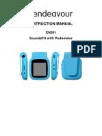 Endeavour EN301 Instruction Manual