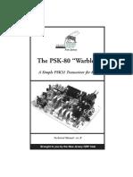 Warbler Tech Manual - Rev b