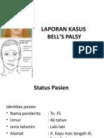 309775630 Laporan Kasus Bells Palsy