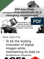 An AGFA Case Study
