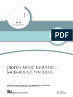 Digital Music Industry 2017