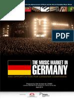 German Music Market Report