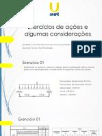 Estruturas de Concreto Armado I - Aula 07