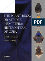 The Plant Bugs, Or Miridae (Hemiptera