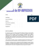 HF IMPRESOS