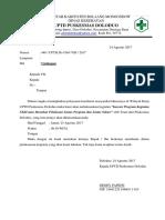6.1.3.1 Bukti Pelaksanaan Pertemuan Monitoring Dan Evaluasi Kinerja Yang Melibatkan Lintas Program Dan Lintas Terkait