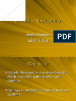 Diabetic Neuropathy