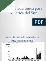 La Moneda Única Para América Del Sur