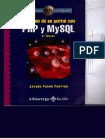 Portal Con Php y Msql