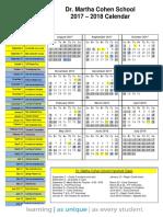 2017-2018-dr-martha-cohen-traditional-calendar