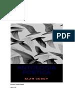 antologia poemas