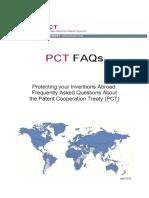 PCT FAQs