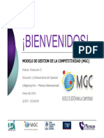 TPM Sesión 12 - Educación y Entrenamiento Del Operador