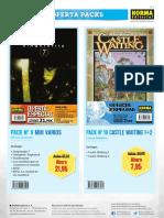 Oferta Packs Septiembre 2017
