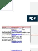 COMPARACIÓN | Matriz de Observaciones Al Proyecto de Ley Estatutaria JEP 06.04.17