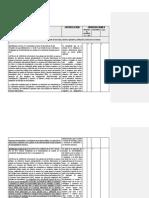 COMPARACIÓN | Matriz de Proposiciones, Escenarios de Incidencia Proyecto de Ley Estatutaria JEP
