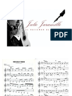 Julio Jaramillo - Libro partituras