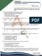 Examen Bimestral de Redacción
