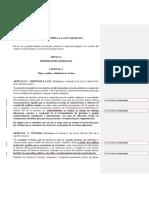 PROYECTO REFORMA LEY | Proyecto de Reforma de La Ley 1448 de 2011 Elaborado Por Las Organizaciones - Versión Final