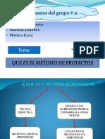 Metodo de Proyectos SANCA