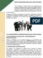 Comportamiento Organizacional en el Nuevo Milenio