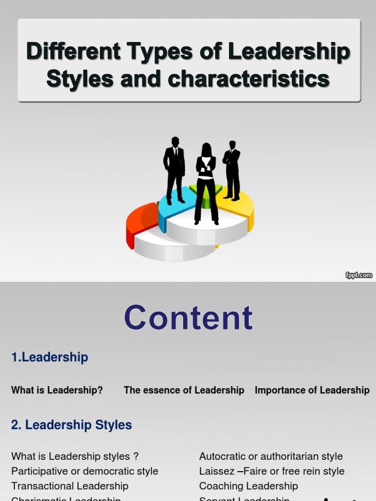 Leadership 1 | Leadership | Leadership & Mentoring